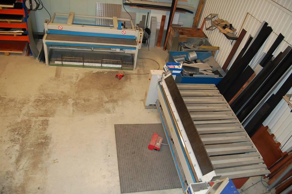 Valdres Tak og Blikk leverer komplette ventilasjonsanlegg, samt bearbeider og måler Radon